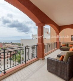 Porto Cupecoy – Corfu (3 bedroom Penthouse)