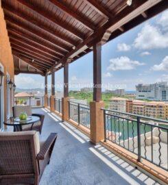 Porto Cupecoy – La Perla Sky (3 bedroom Penthouse)