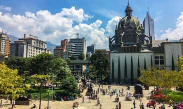 A Digital Nomad Guide To Living in Medellin, Colombia