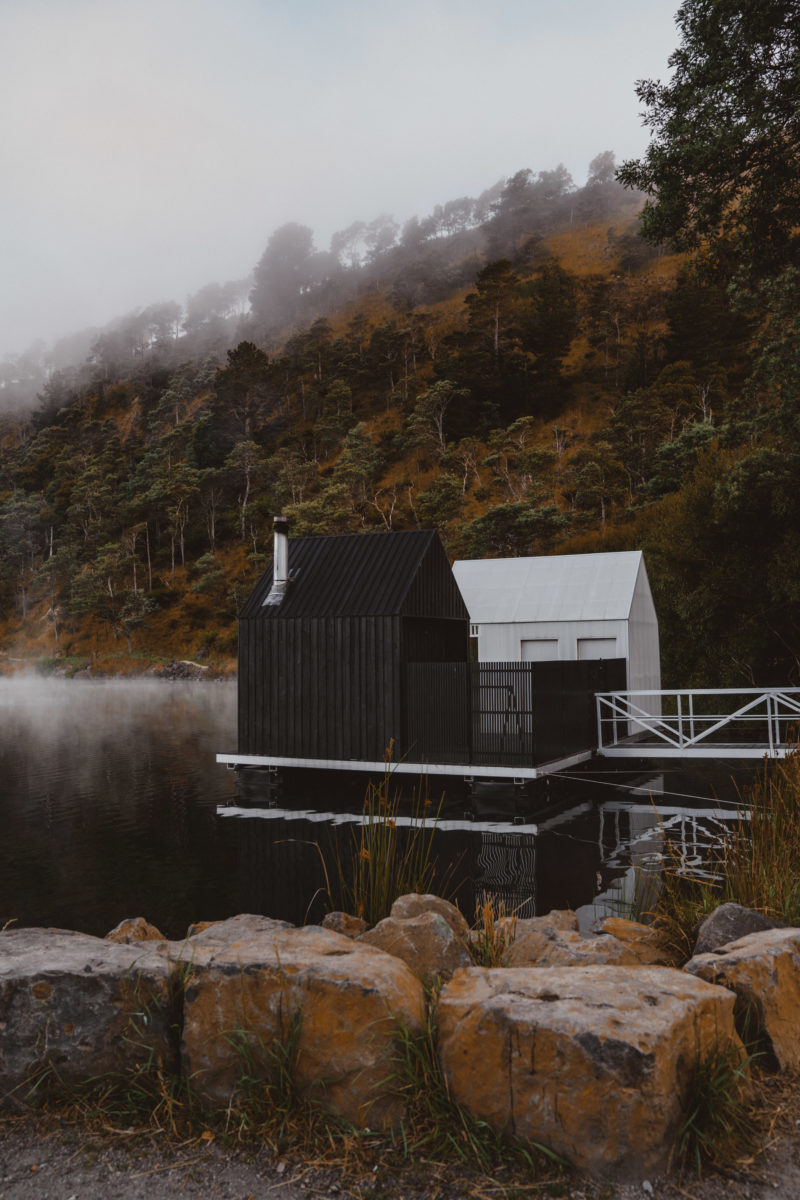 How To Visit The Floating Sauna In Derby, Tasmania