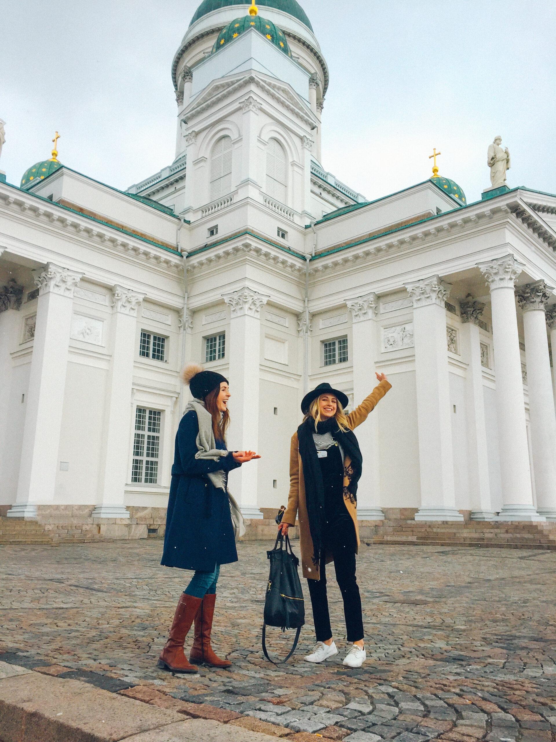 Why I Find Freedom In Helsinki
